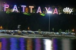 Pattaya-City